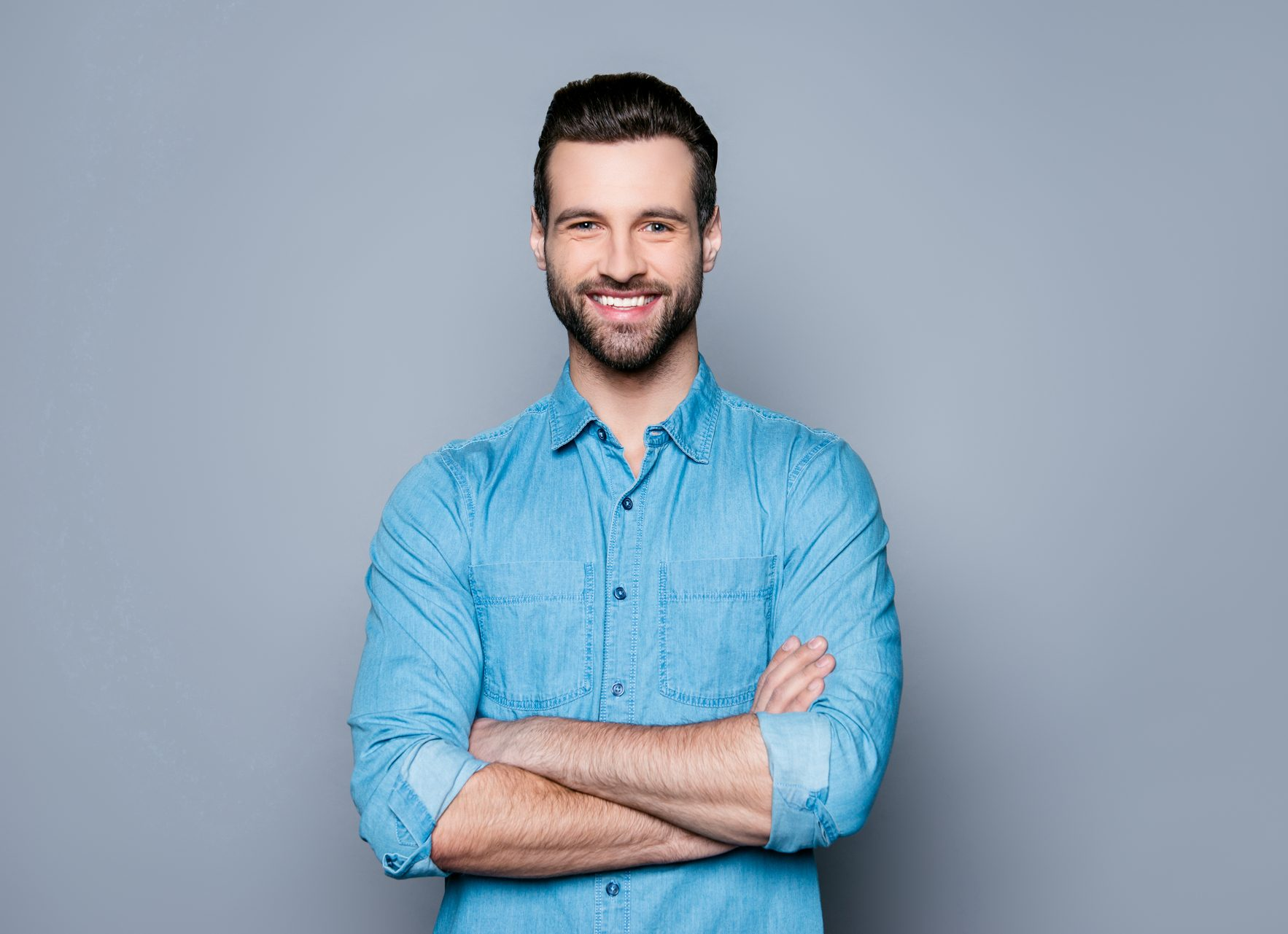 Cosmetic surgery for men growing in popularity